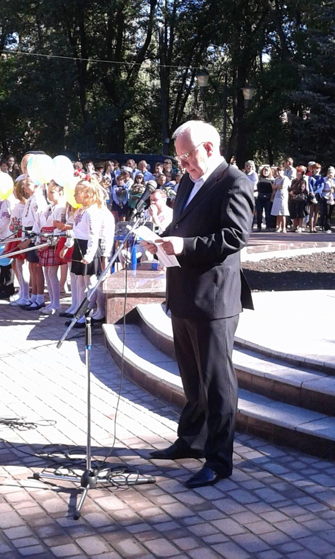 В Авдеевке отпраздновали День знаний (ФОТО), фото-11