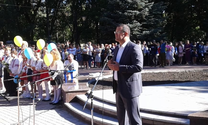 В Авдеевке отпраздновали День знаний (ФОТО), фото-10