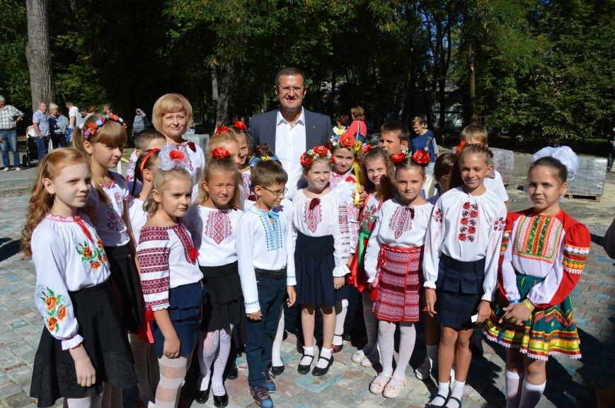 В Авдеевке отпраздновали День знаний (ФОТО), фото-3