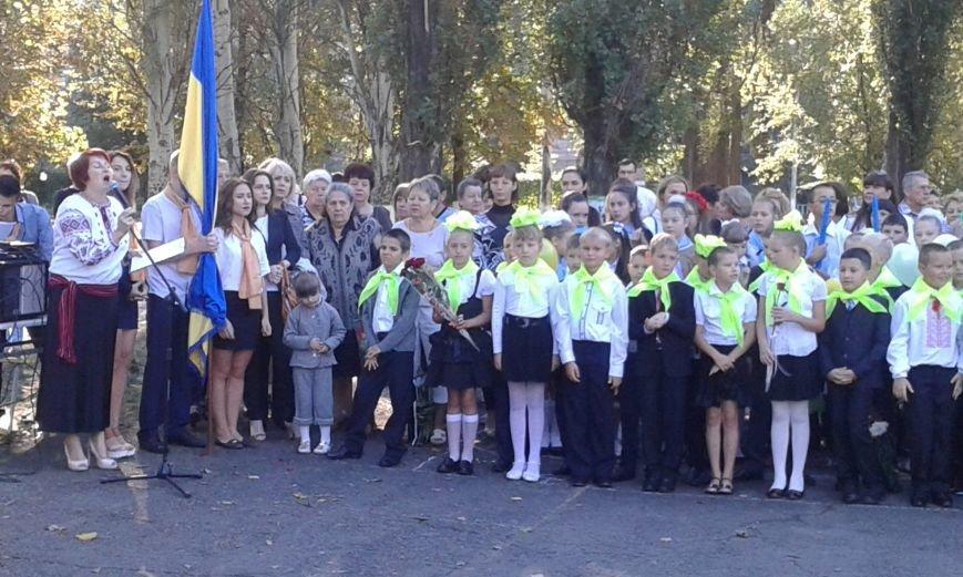 В Авдеевке отпраздновали День знаний (ФОТО), фото-4