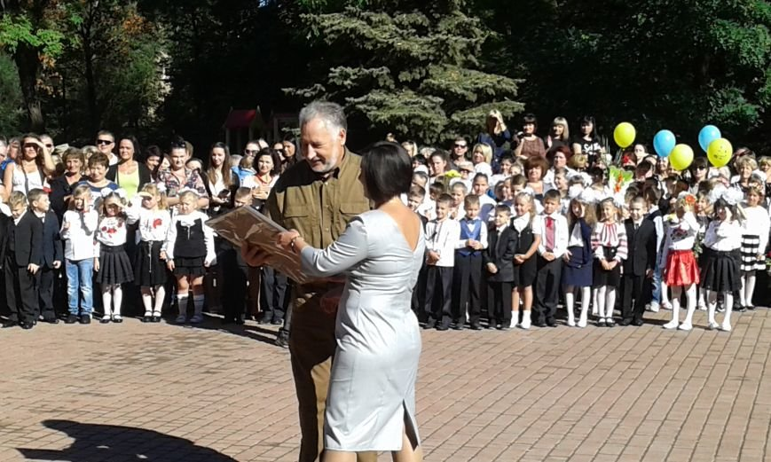 В Авдеевке отпраздновали День знаний (ФОТО), фото-8
