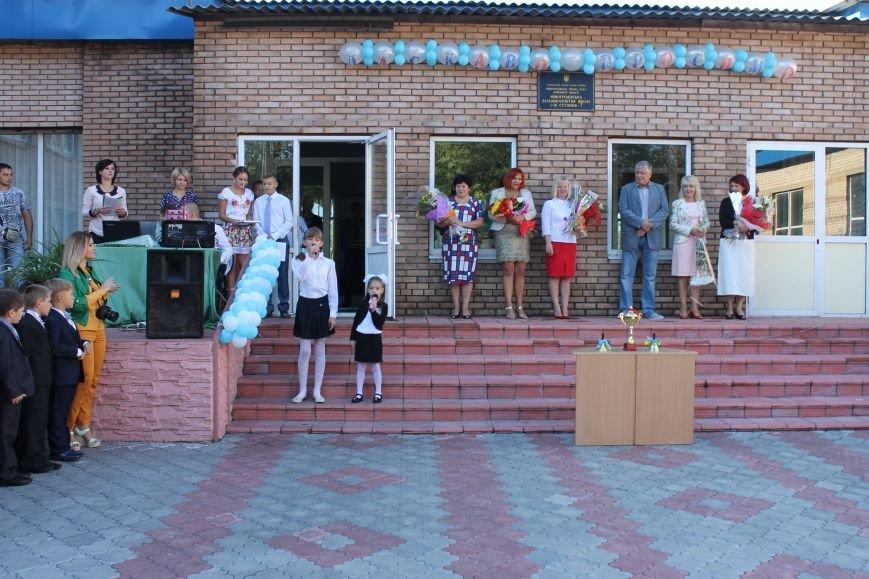 Новогродівські школи радо зустріли дітей 1 вересня, фото-14