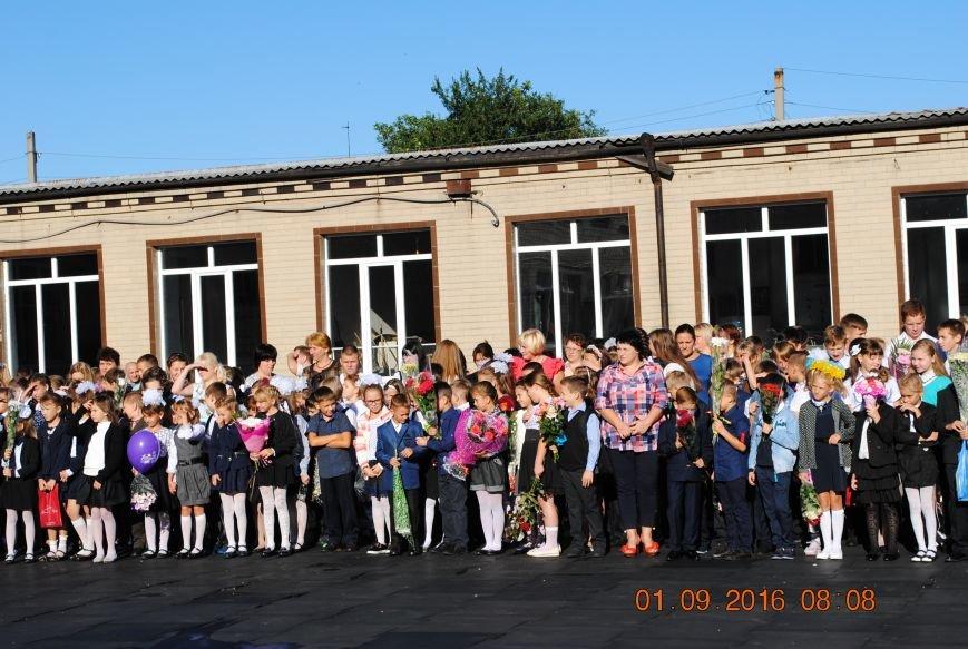 Новогродівські школи радо зустріли дітей 1 вересня, фото-3