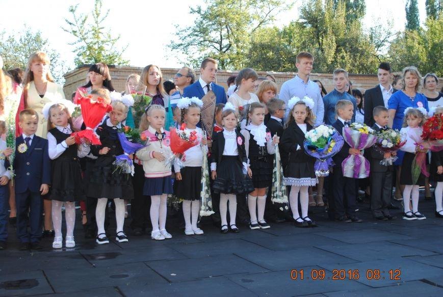 Новогродівські школи радо зустріли дітей 1 вересня, фото-7
