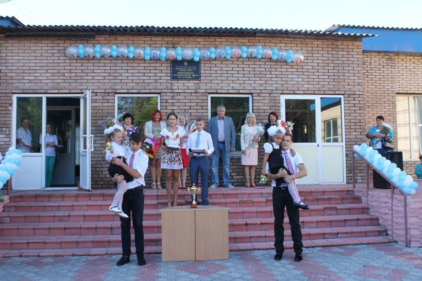 Новогродівські школи радо зустріли дітей 1 вересня, фото-17