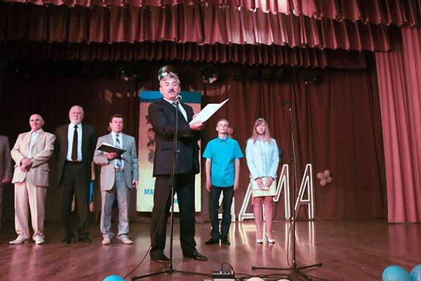 В Краматорске в ДГМА поздравили первокурсников, фото-1