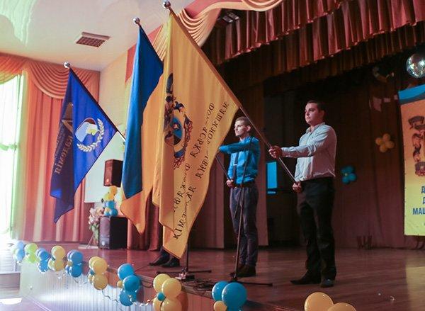 В Краматорске в ДГМА поздравили первокурсников, фото-3