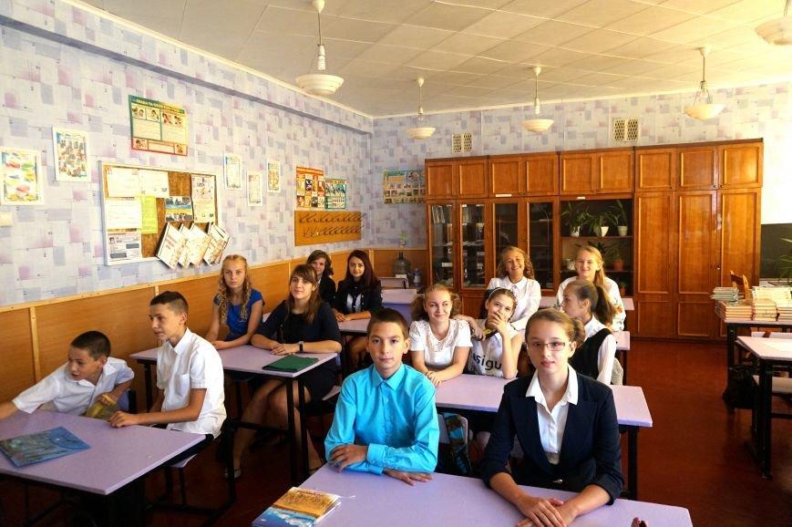 В криворожских школах провели первый урок, посвященный 25 годовщине Независимости Украины (ФОТО), фото-18
