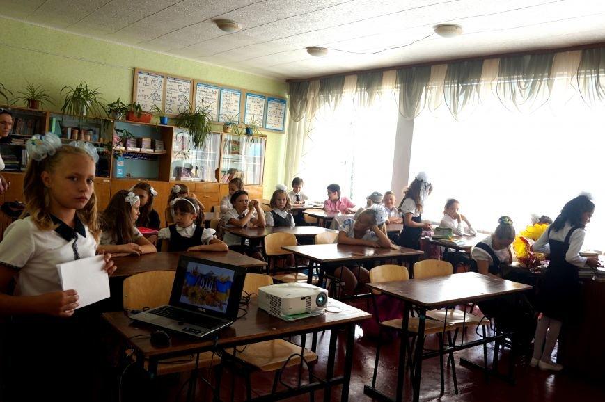 В криворожских школах провели первый урок, посвященный 25 годовщине Независимости Украины (ФОТО), фото-17