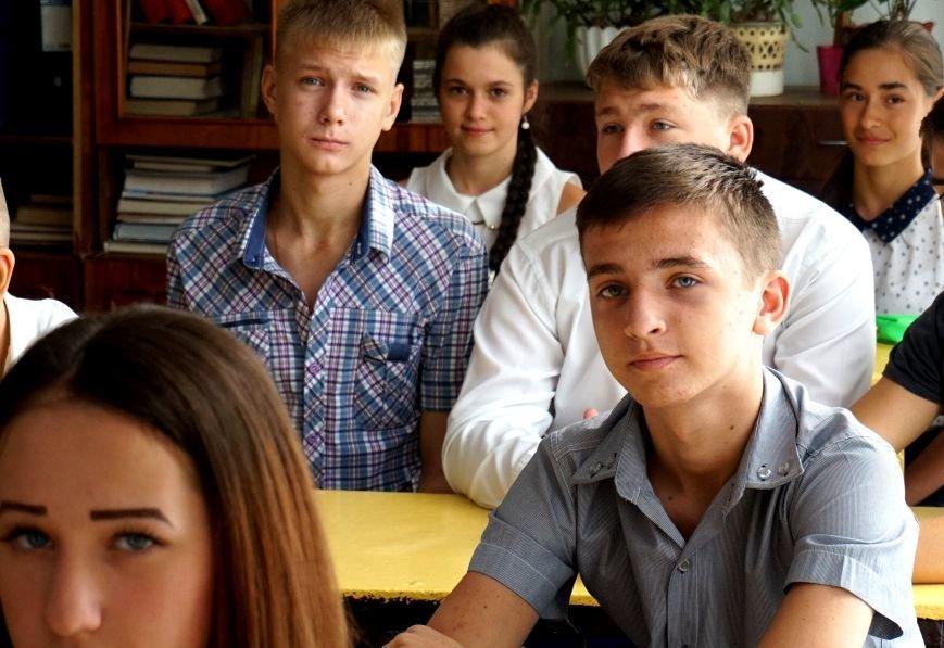 В криворожских школах провели первый урок, посвященный 25 годовщине Независимости Украины (ФОТО), фото-20