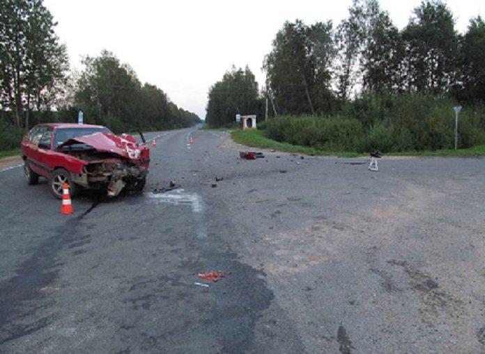 Разыскиваются очевидцы страшной аварии под Полоцком, в результате которой погибла 16-летняя школьница, фото-1