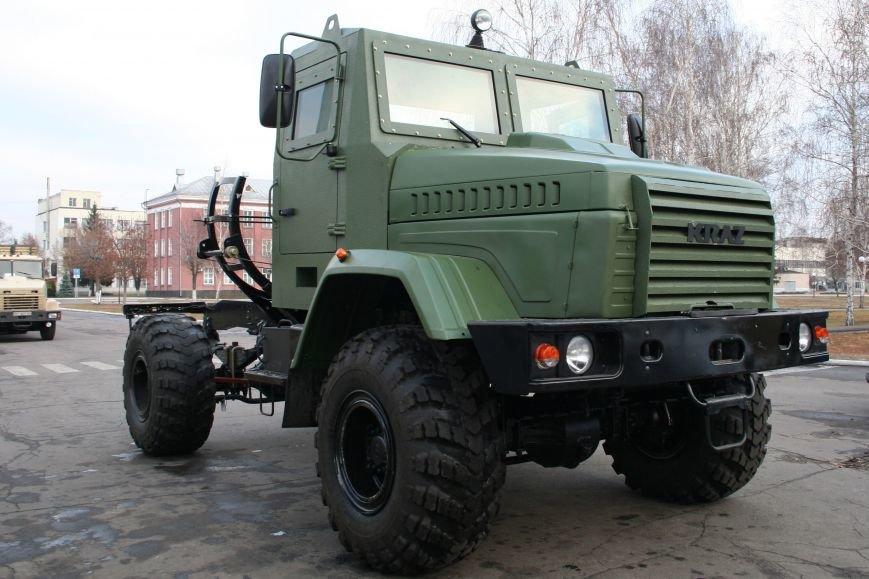 КрАЗ вместе с КВСЗ создали новую землеройную машину для ВСУ (ФОТО), фото-1