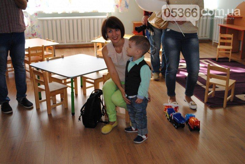 В Кременчуге состоялось долгожданное открытие новой школы-сада (ФОТО), фото-10