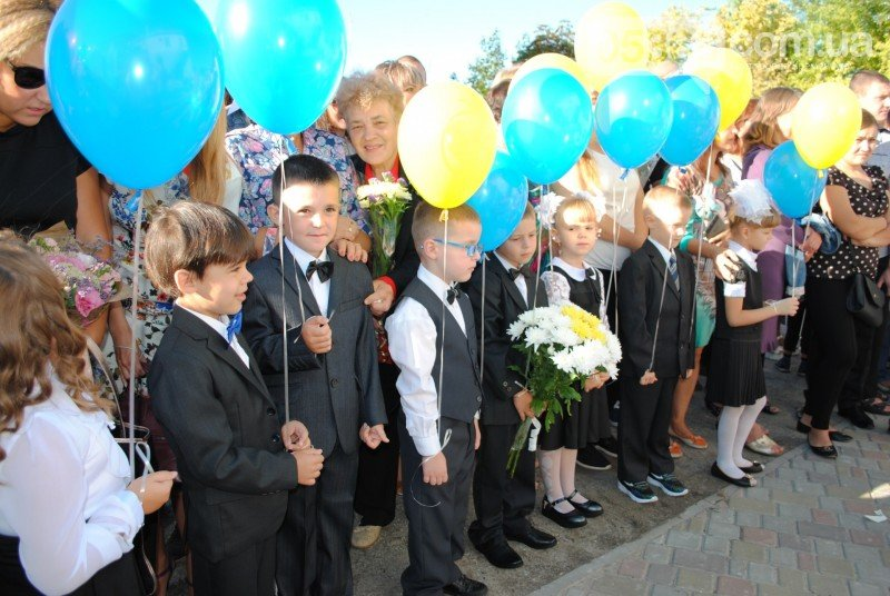 В Кременчуге состоялось долгожданное открытие новой школы-сада (ФОТО), фото-2