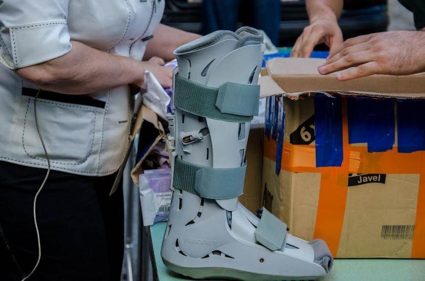 Военный госпиталь в Днепре получил современные хирургические инструменты (ФОТО), фото-5