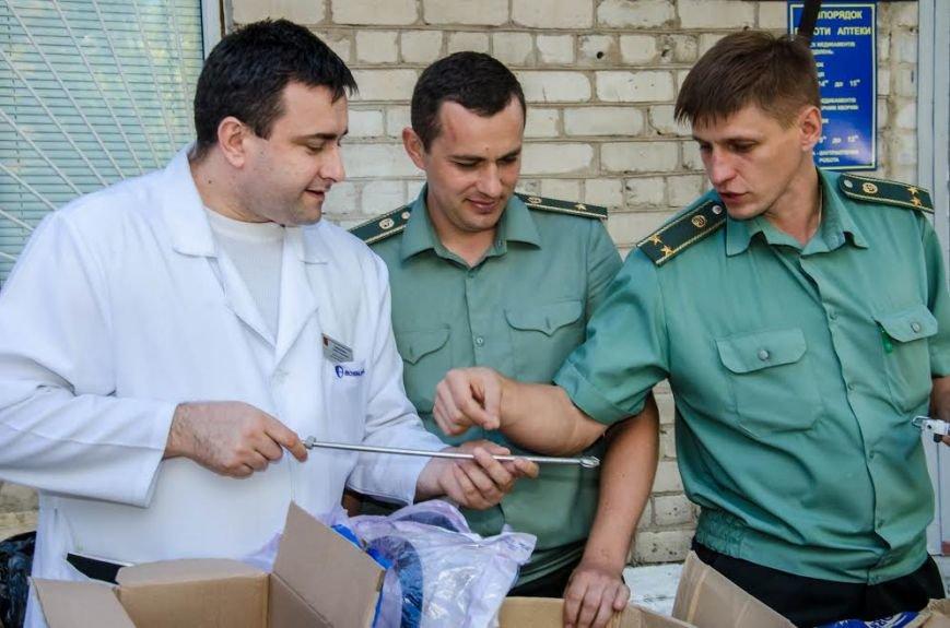 Военный госпиталь в Днепре получил современные хирургические инструменты (ФОТО), фото-8