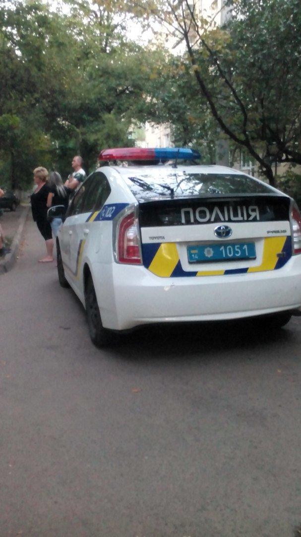 У Львові автомобіль патрульної поліції скоїв наїзд на дитину, фото-1