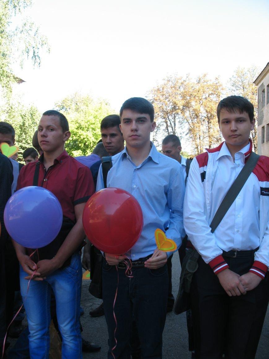 Аграрный лицей Бахмута пополнился 170 студентами, фото-3