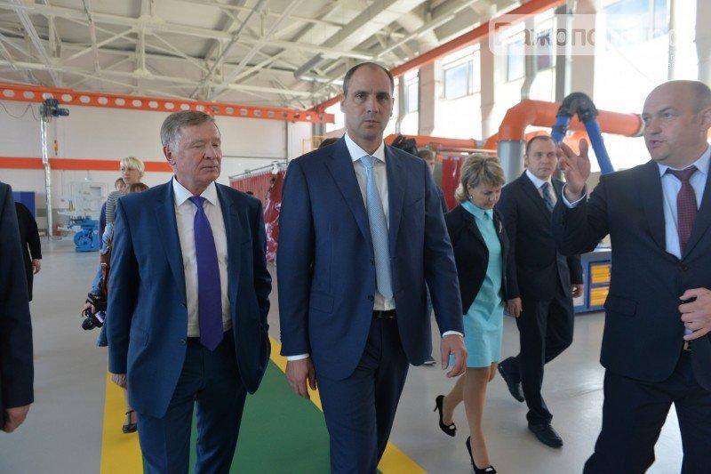 Председатель правительства Свердловской области поздравил полевских школьников с началом нового учебного года, фото-18