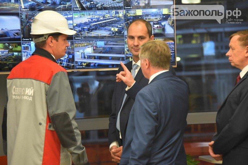 Председатель правительства Свердловской области поздравил полевских школьников с началом нового учебного года, фото-17