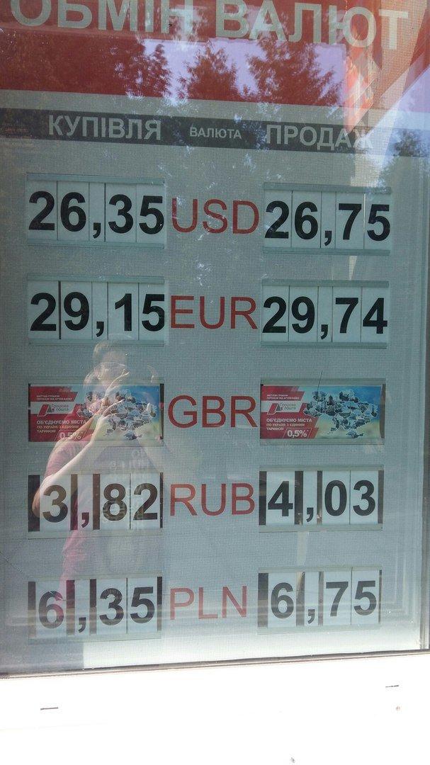 Скільки коштує долар та євро у Львові: реальний курс валют станом на 2 вересня (ФОТО), фото-2