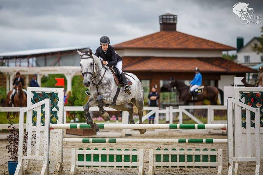 конные соревнования