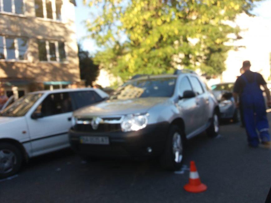 В Кропивницком произошло ДТП участниками, которого стали три автомобиля (ФОТО), фото-2