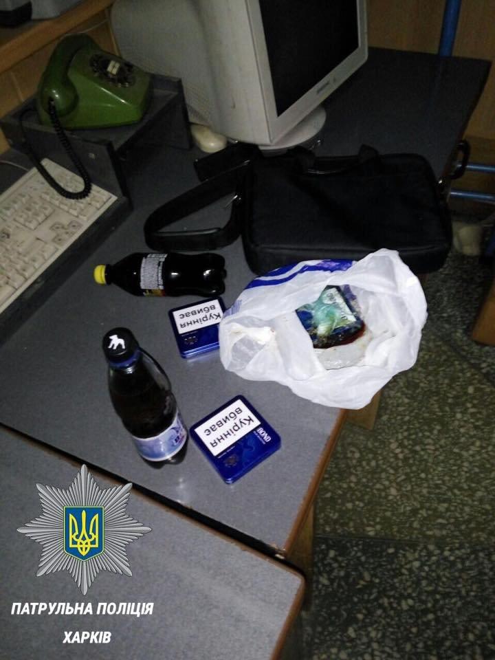 В Харькове пассажир пытался расплатиться с таксистом наркотиками (ФОТО), фото-1