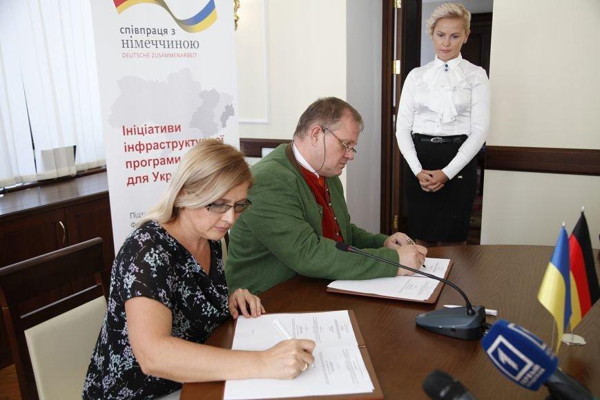 Улучшать социальную инфраструктуру Кривого Рога будут вместе с немецкими партнерами (ФОТО), фото-4