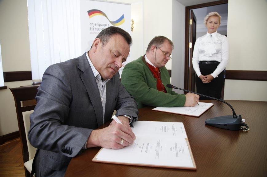 Улучшать социальную инфраструктуру Кривого Рога будут вместе с немецкими партнерами (ФОТО), фото-2