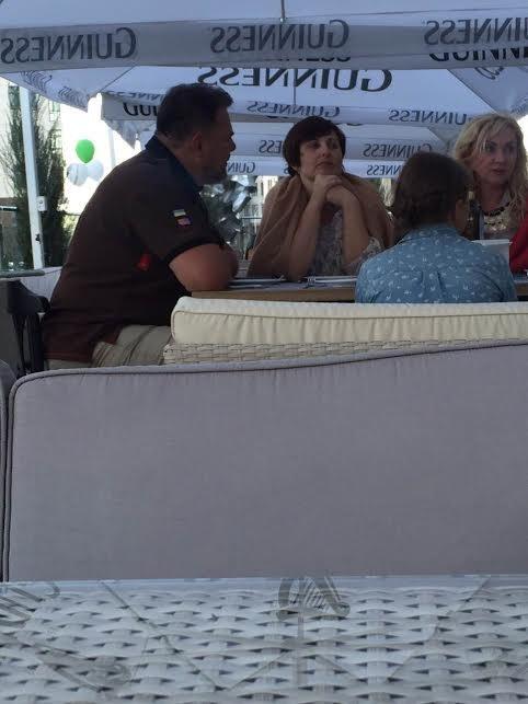 Коцабу підловили в елітному київському ресторані. (ФОТО), фото-2