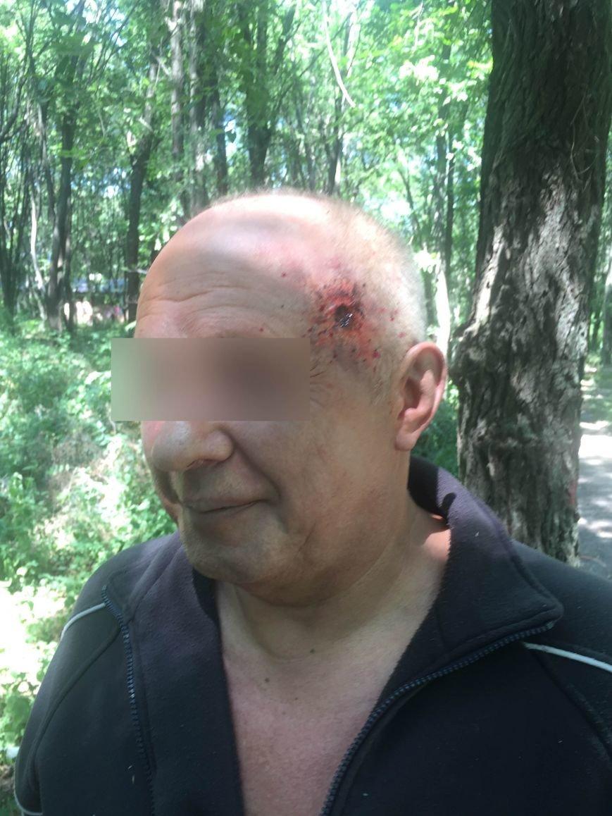 В Днепре  инсценировали убийство бизнесмена, чтобы задержать заказчика преступления (ФОТО), фото-5