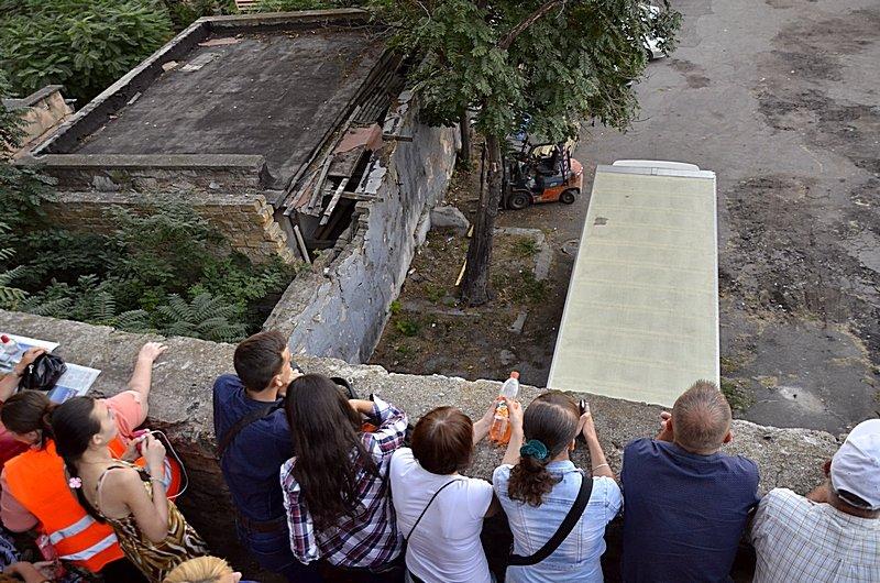 Минишоу авиации над Одессой и квартиры в подарок олимпийским чемпионам-одесситам (ФОТО), фото-6