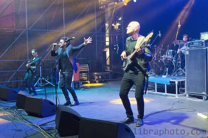 Рок-н-ролл жив! 15 самых ярких фото с рок-концерта в Новополоцке, фото-8
