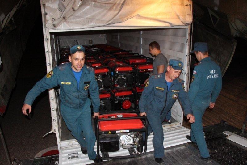 Полученные во время блэкаута генераторы Крым передал Приморскому краю, который пострадал от тайфуна (ФОТО, ВИДЕО), фото-1