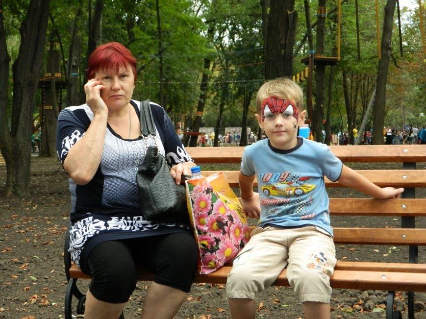 В Краматорске открылся Сад Бернацкого, фото-1
