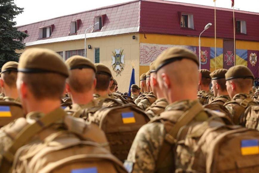 Курсанти-першокурсники Національної Академії сухопутних військ склали Військову присягу (ФОТО), фото-2