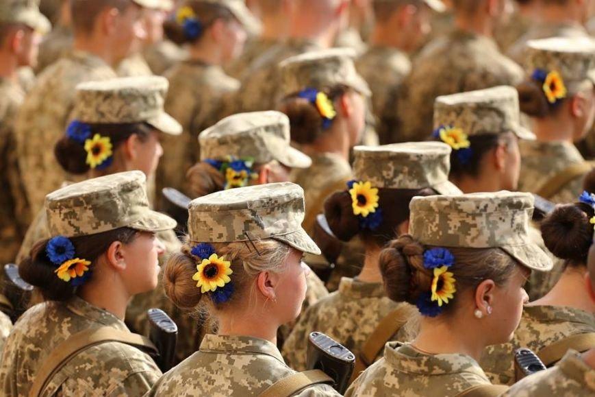 Курсанти-першокурсники Національної Академії сухопутних військ склали Військову присягу (ФОТО), фото-1