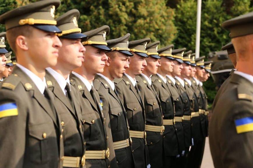 Курсанти-першокурсники Національної Академії сухопутних військ склали Військову присягу (ФОТО), фото-3