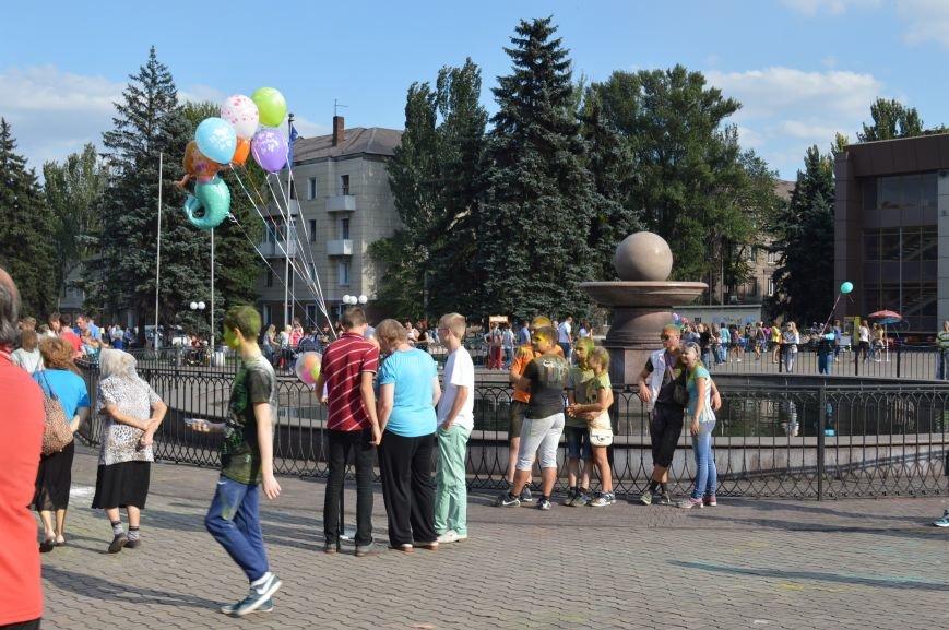 Енакиевцы отметили День города, фото-1