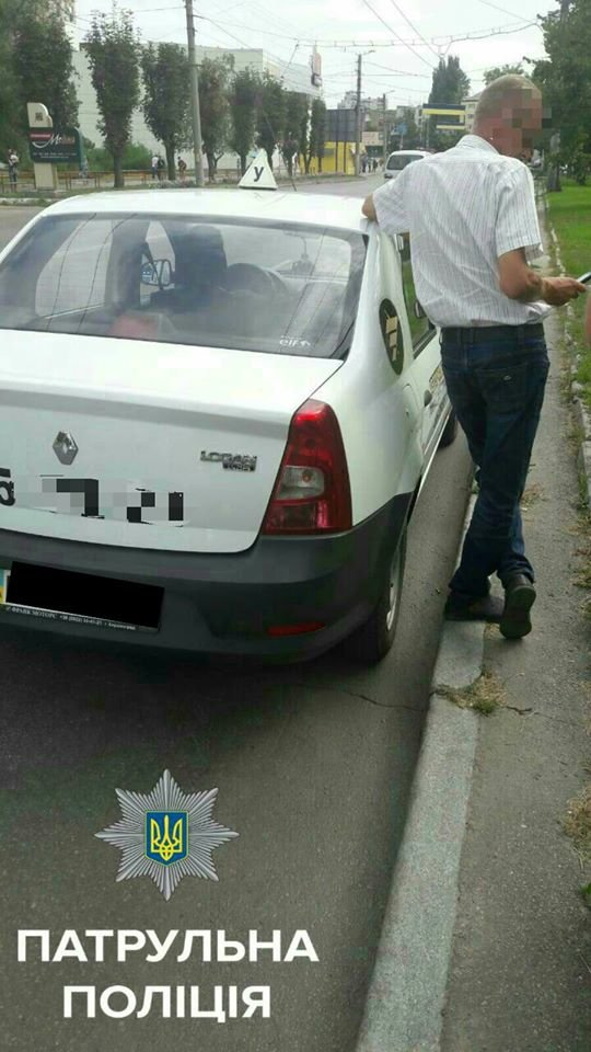 В городе поймали за рулем нетрезвого инструктора по вождению, фото-1