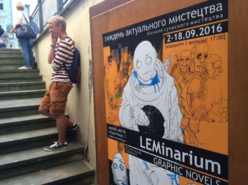 Це варто побачити: у підвалах Ратуші відкрили виставку про казкових роботів (ФОТО), фото-9