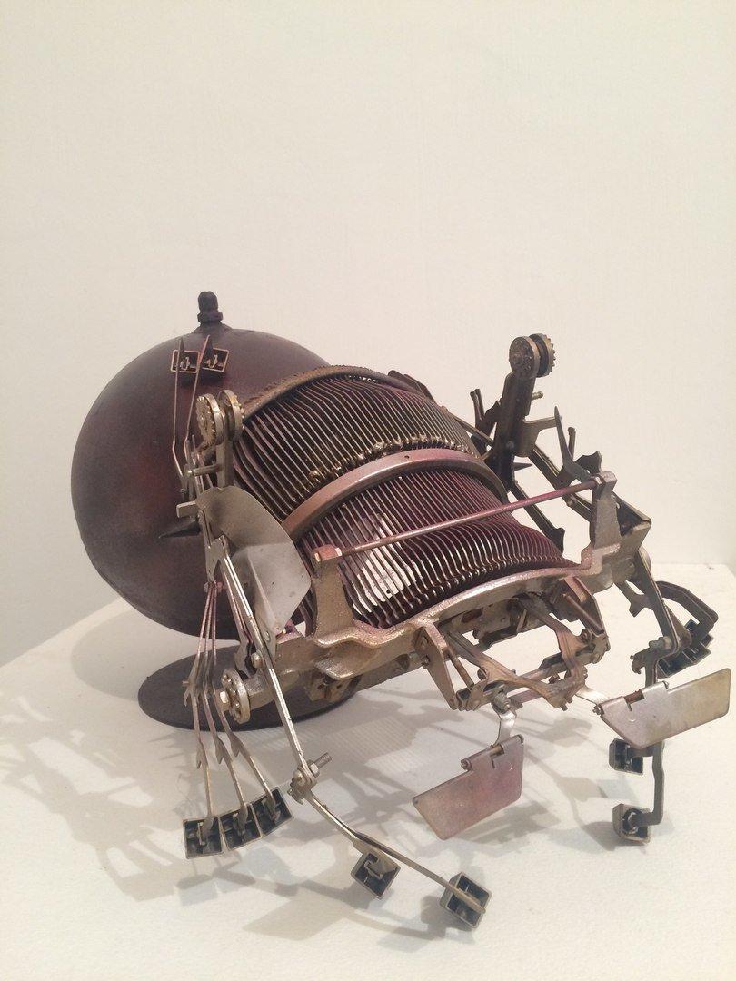 Це варто побачити: у підвалах Ратуші відкрили виставку про казкових роботів (ФОТО), фото-7