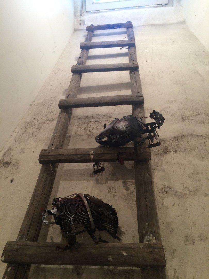 Це варто побачити: у підвалах Ратуші відкрили виставку про казкових роботів (ФОТО), фото-4