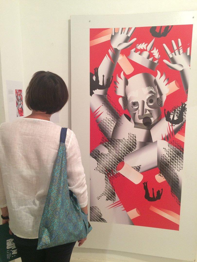 Це варто побачити: у підвалах Ратуші відкрили виставку про казкових роботів (ФОТО), фото-3