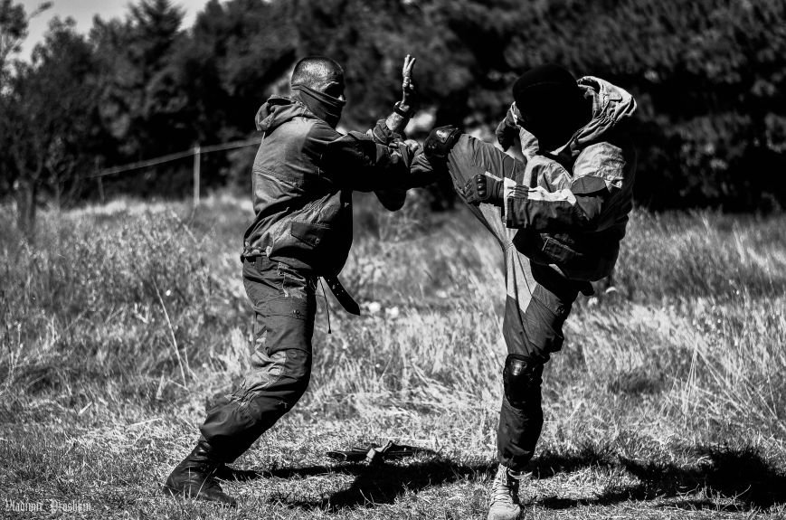 Под Симферополем пограничники показали, как надо бороться с террористами (ФОТОФАКТ), фото-4