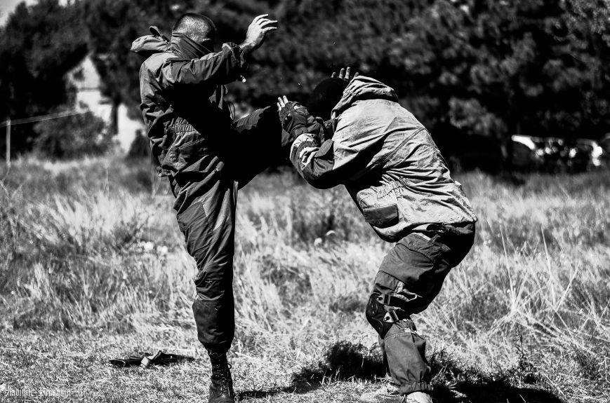 Под Симферополем пограничники показали, как надо бороться с террористами (ФОТОФАКТ), фото-5