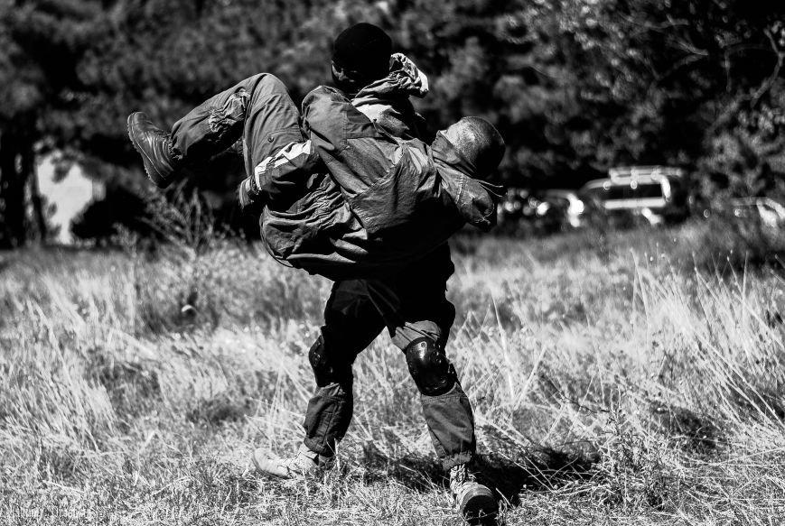 Под Симферополем пограничники показали, как надо бороться с террористами (ФОТОФАКТ), фото-2
