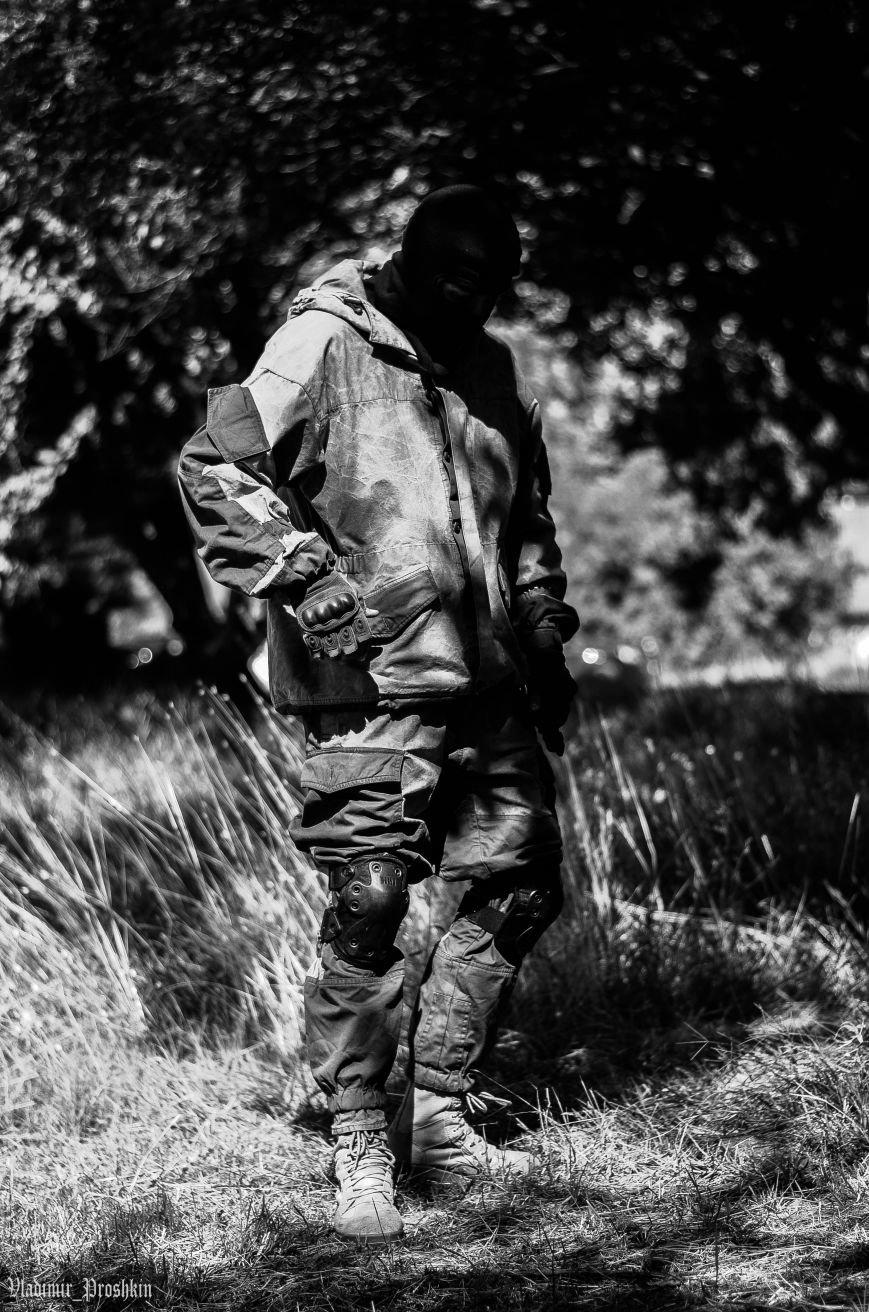 Под Симферополем пограничники показали, как надо бороться с террористами (ФОТОФАКТ), фото-7