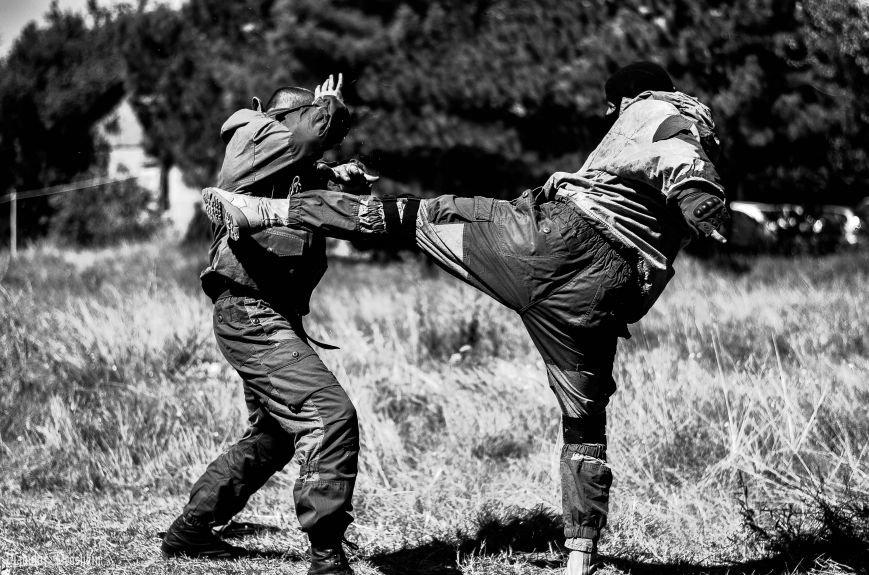 Под Симферополем пограничники показали, как надо бороться с террористами (ФОТОФАКТ), фото-3